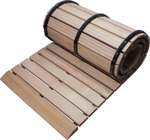 Holzlaufrost