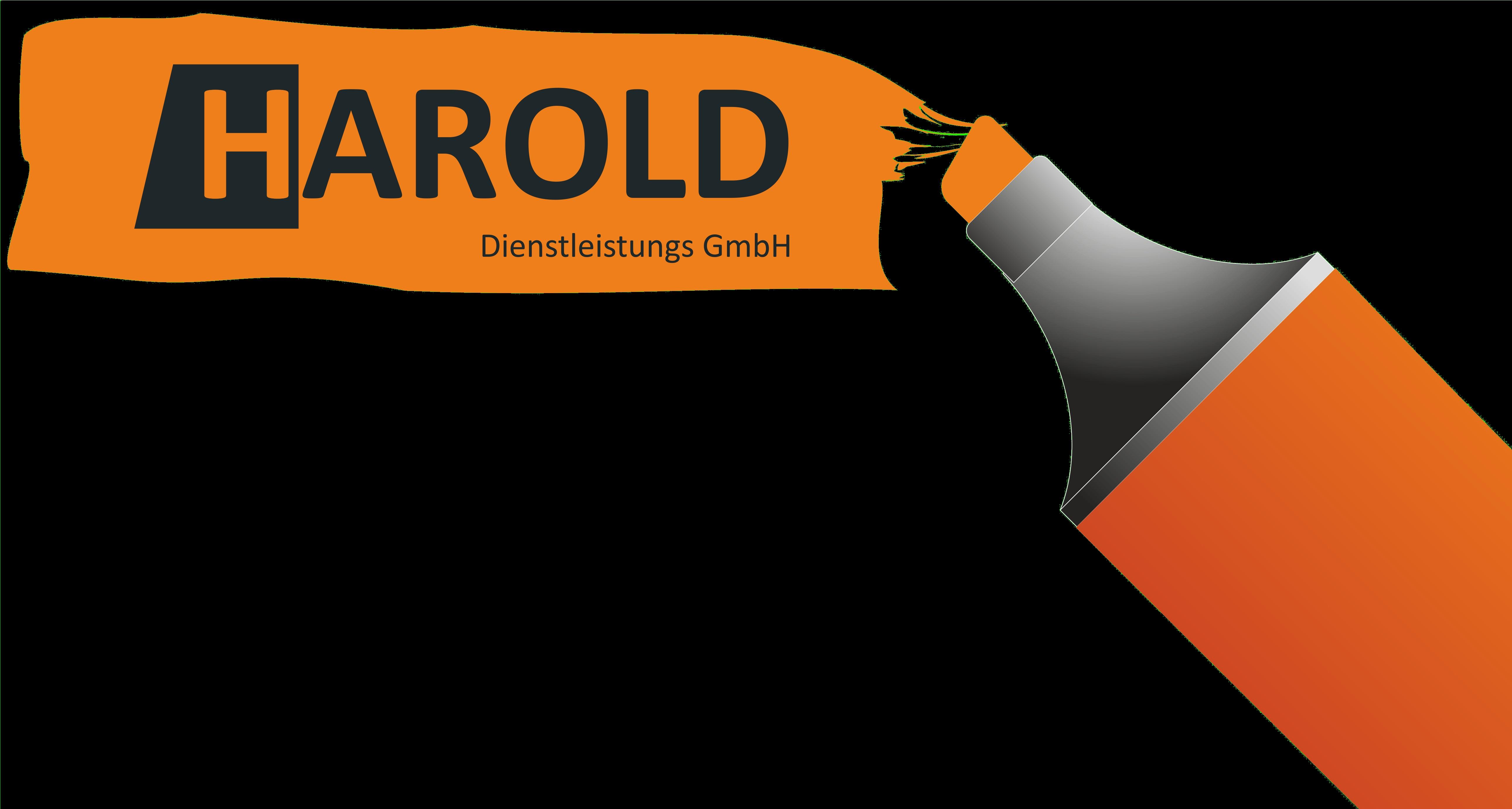 Harold Online Shop – Bedrucktes Klebeband/ Absperrband
