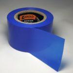 Absperrband bunt blau