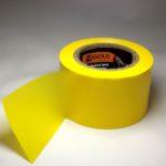 Absperrband farbig/ bunt gelb