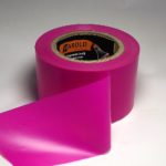 Absperrband bunt pink
