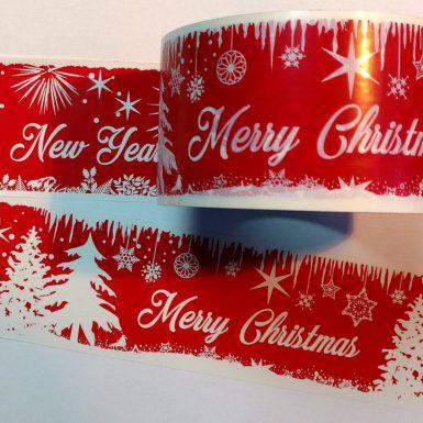 Klebeband Weihnachten Weihnachtsmotiv