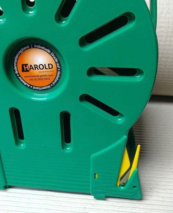 Abrollbox Absperrband