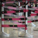Harold GmbH – bedrucktes Absperrband/ Warnband/ Hinweisband/ Flatterband bedruckt