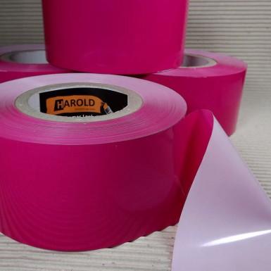 Absperrband magenta-pink-rosa