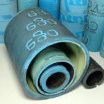 Bedrucktes PVC-Klebeband