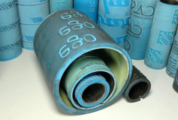 Ansatzfreie Druckbilder auf PVC-Klebeband