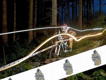 Trailmaster bedrucktes Absperrband