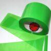 Absperrband grün neutral 75 100