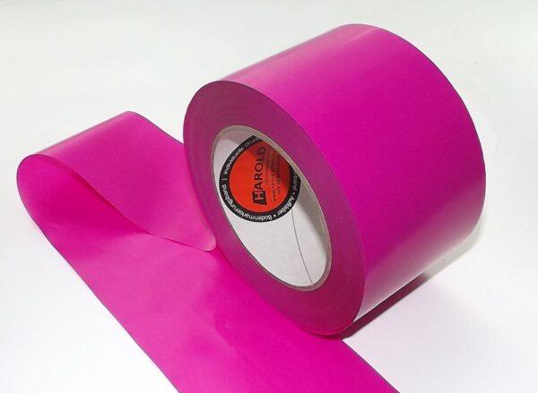 Absperrband pink neutral 75 100