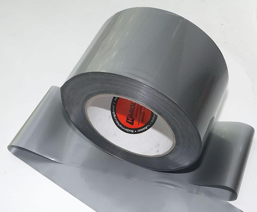 Absperrband silber neutral 75 100