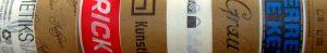 Bedrucktes Papierklebeband ab 25mm Breite