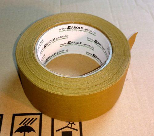Papierklebeband mit Fadenverstärkung