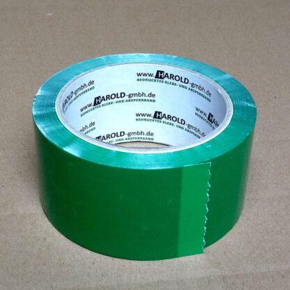 Klebeband einfarbig grün bunt farbig