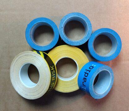 PVC-Klebeband 19mm x 33m bedruckt