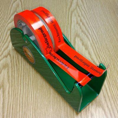 Tischabroller 2x25mm oder 1x50mm Klebeband