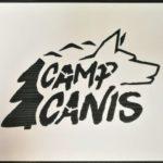 Sprühschablone CampCanis