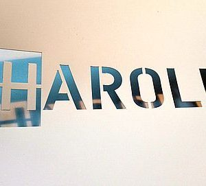 Sprühschablone Harold