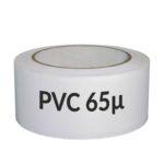PVC-Klebeband weiß 65µ Monta 124