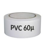 PVC-Klebeband 60 µ weiß