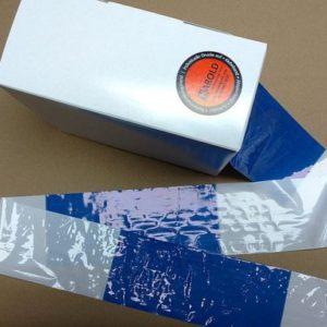 absperrband blau weiss