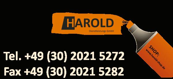 Harold GmbH Logo