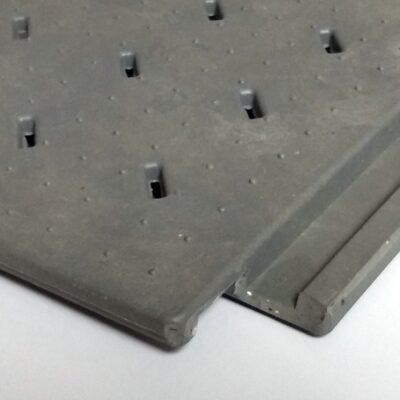 Kunststoffmatten, Eventmatten geschlitzt