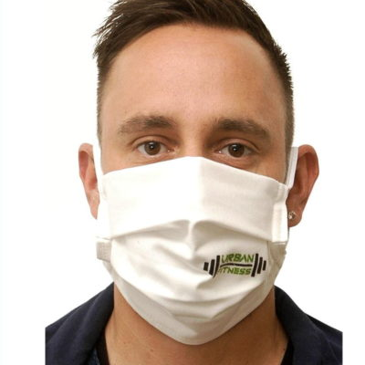 Mundschutz Maske - Behelfsmaske - Communitymaske